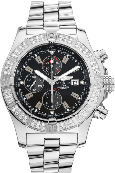 Super Avenger Stainless Steel Automatic