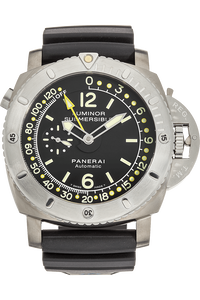 Luminor Submersible 1950 Depth Gauge Limited Titanium Automatic