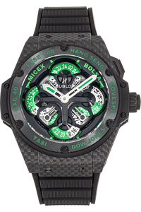 Big Bang King Power Unico GMT Limited Carbon Fiber Automatic