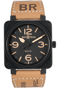 BR 01-92 Heritage PVD Stainless Steel Automatic