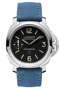 Luminor Marina Logo 3 Days Acciaio - 44mm