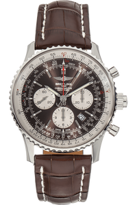 Navitimer Rattrapante Stainless Steel Automatic