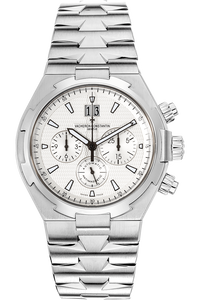 Overseas Chronograph Stainless Steel Automatic