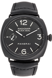 Radiomir Black Seal Ceramic Manual