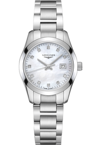 Conquest Classic 29.50mm Stainless Steel