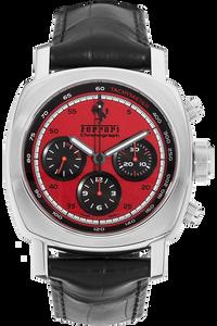 Ferrari Gran Turismo Chronograph Stainless Steel Automatic