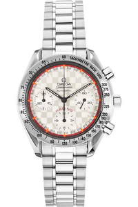 Speedmaster Reduced Schumacher LE Stainless Steel Automatic