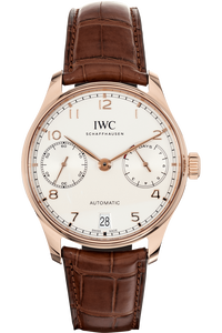 Portugieser 7 Day Power Reserve Rose Gold Automatic