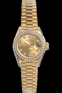 Datejust Yellow Gold Automatic