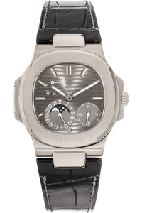 Nautilus Reference 5712 White Gold Automatic