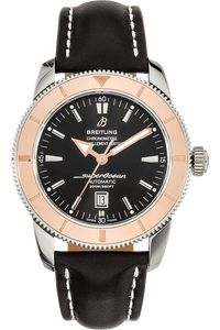 SuperOcean Heritage 46 Rose Gold and Stainless Steel Automatic