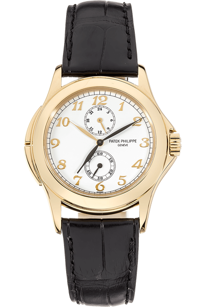 Travel Time Reference 5134 Yellow Gold Manual
