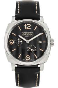 Radiomir 1940 GMT Power Reserve Stainless Steel Automatic