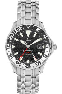 Seamaster GMT Stainless Steel Automatic