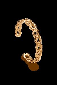 Lacrima Bangle in 18K Rose Gold