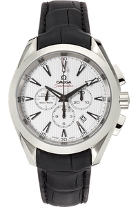 Seamaster Aqua Terra Co-Axial Chrono Stainless Steel Automatic