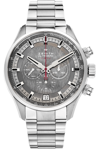 El Primero Sport Stainless Steel Automatic