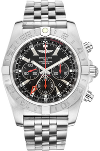 Chronomat GMT Limited Edition Stainless Steel Automatic