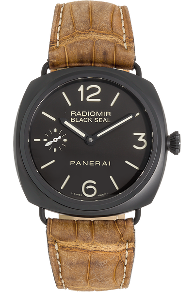 Radoimir Black Seal Ceramic Manual
