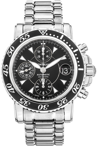 5f922ed879cfb Pre-Owned Montblanc Sport Chronograph Automatic (7034)