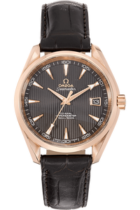 Seamaster Aqua Terra Co-Axial Rose Gold Automatic