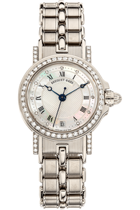 Marine White Gold Automatic