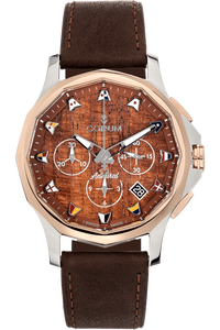 Admiral Legend Rose Gold and Stainless Steel Automatic