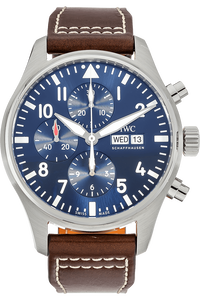 Pilot's Le Petit Prince Chronograph Stainless Steel Automatic