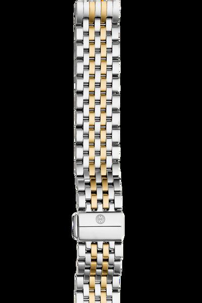 Deco II 16MM Mid Two-Tone 7-Link Bracelet