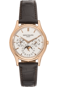 Perpetual Calendar Reference 5140 Rose Gold Automatic