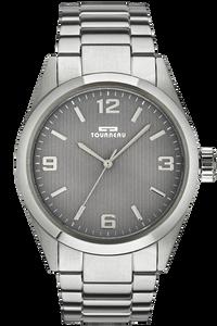Men's Steel Gray Dial