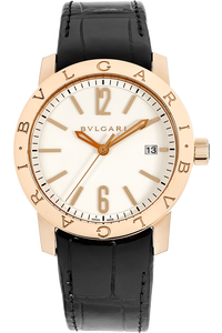 Bvlgari-Bvlgari Rose Gold Automatic