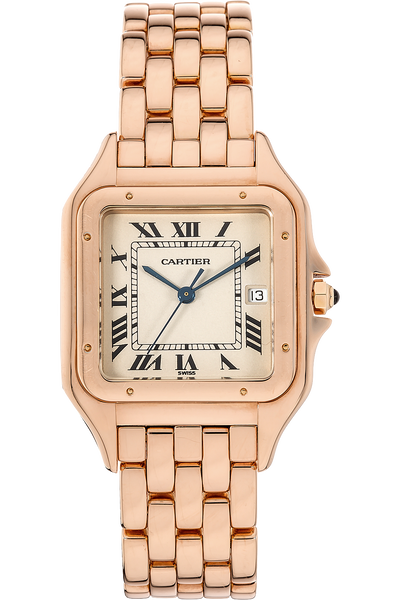 Pre Owned Cartier Panthere W25010f1