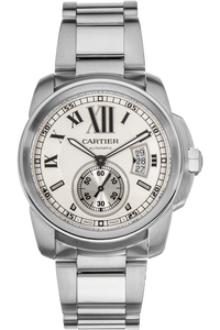 Calibre de Cartier Stainless Steel Automatic