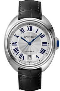 Clé de Cartier watch, 40 mm