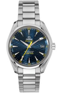 Seamaster Aqua Terra Co-Axial James Bond Edition Stainless Steel Automatic