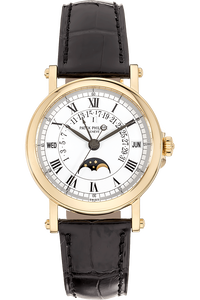 Retrograde Perpetual Calendar Yellow Gold Automatic