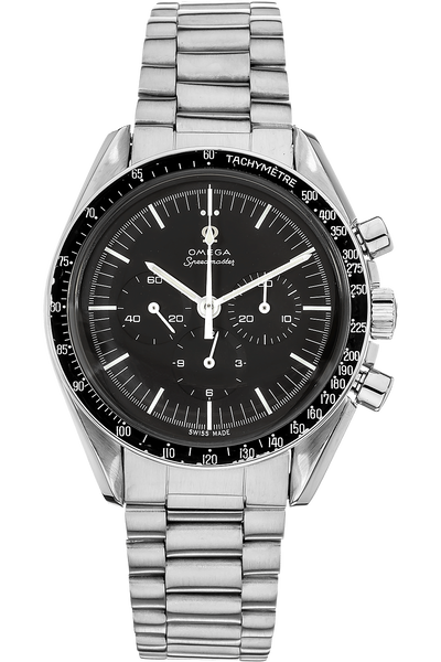 Speedmaster Moonwatch Circa 1960's Stainless Steel Manual