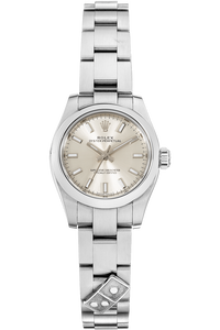 Oyster Perpetual Dominos Stainless Steel Automatic