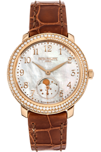 Moon Phase Reference 4958 Rose Gold Manual