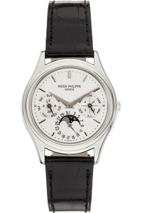 Perpetual Calendar Reference 3940 Platinum Automatic