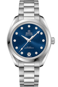 Seamaster Aqua Terra 150M Co-Axial Master Chronometer 34 MM