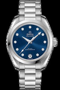 Seamaster Aqua Terra 150M Co-Axial Master Chronometer 34 MM