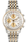 Navitimer Yellow Gold and Stainless Steel Automatic