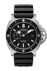 Luminor Submersible 1950 Amagnetic 3 Days Automatic Titanio - 47mm
