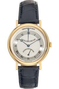 Classique Retrograde Seconds Yellow Gold Automatic
