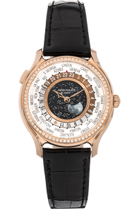 175th Anniversary World Time Reference 7175 Rose Gold Automatic