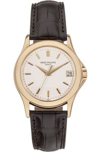 Calatrava Reference 5107 Yellow Gold Automatic