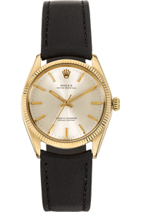 Oyster Perpetual Circa 1966 Yellow Gold Automatic