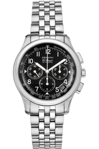 El Primero Chronograph Stainless Steel Automatic
